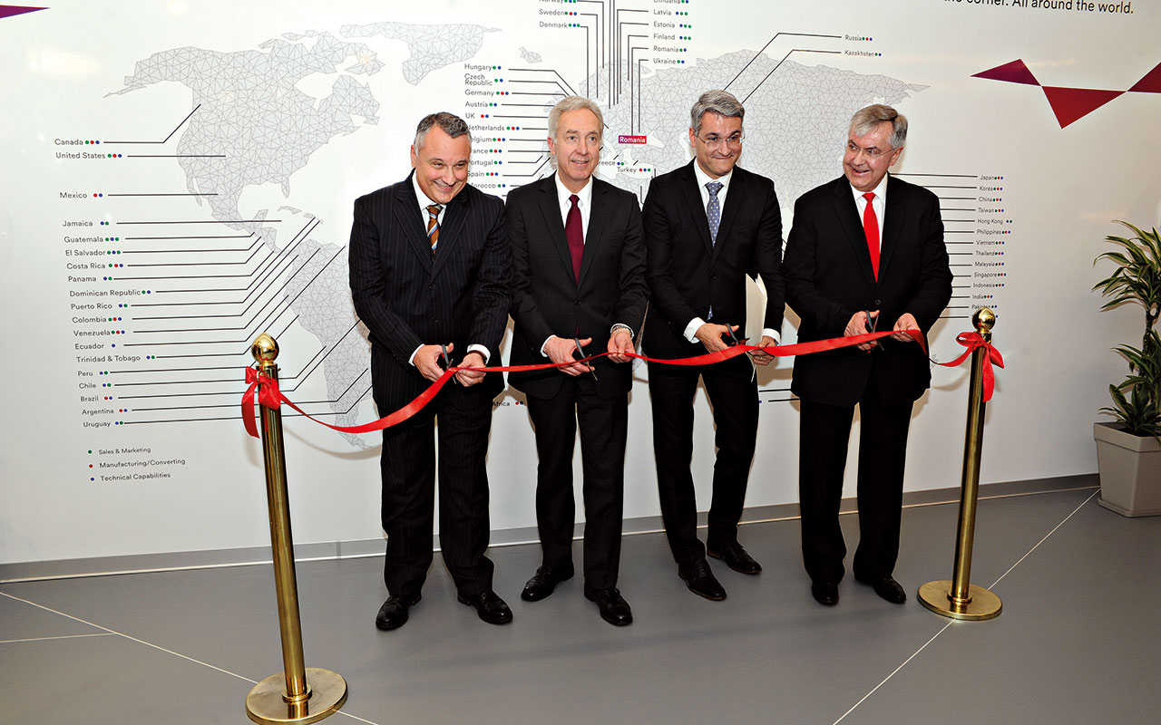 Photo of Customer Innovation Center 3M Romania