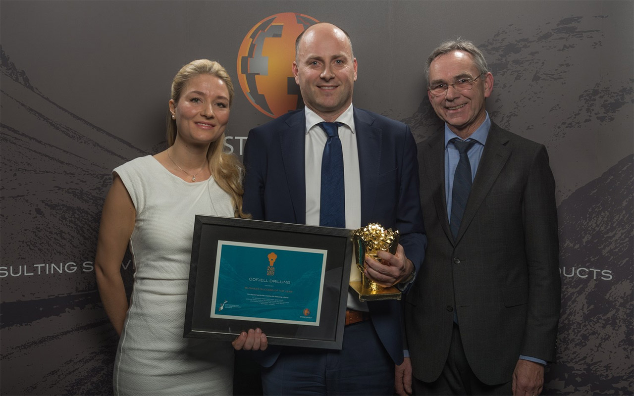 Photo of Odfjell Drilling wins NCS Performance Awards