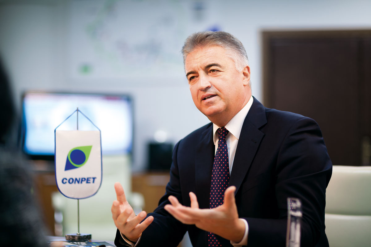 Photo of Liviu Ilasi: PEOP project – Securing Europe's future energy supply