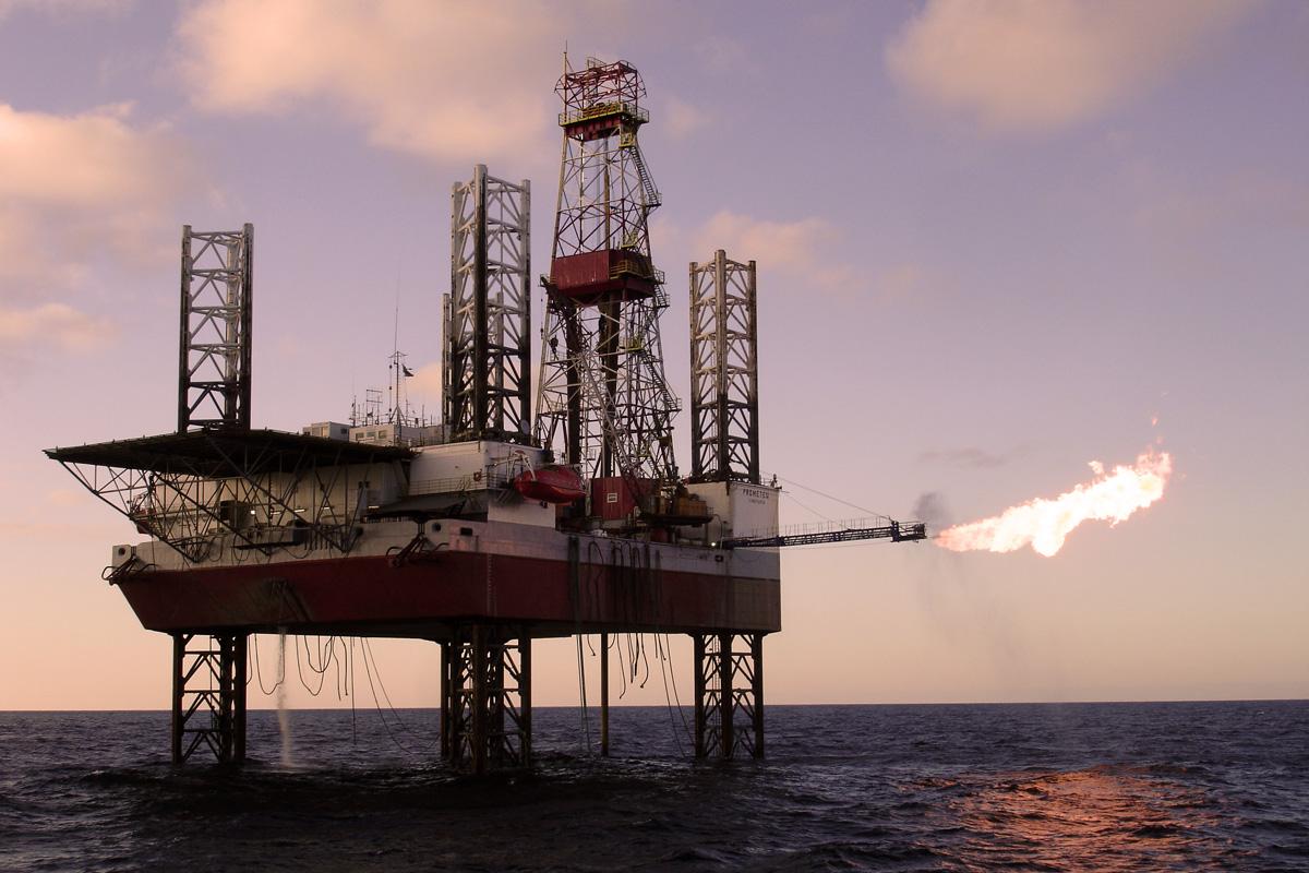 offshore platform EBRD