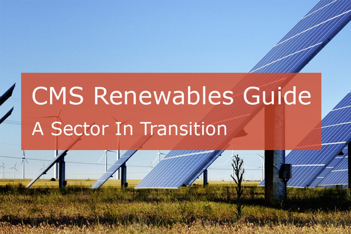 CMS Renewables Guide