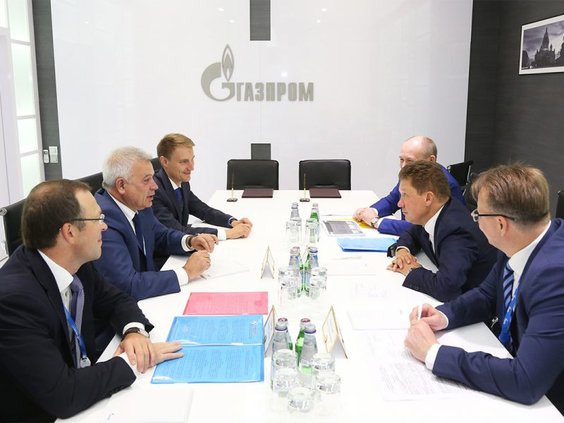 Gazprom-and-LUKOIL