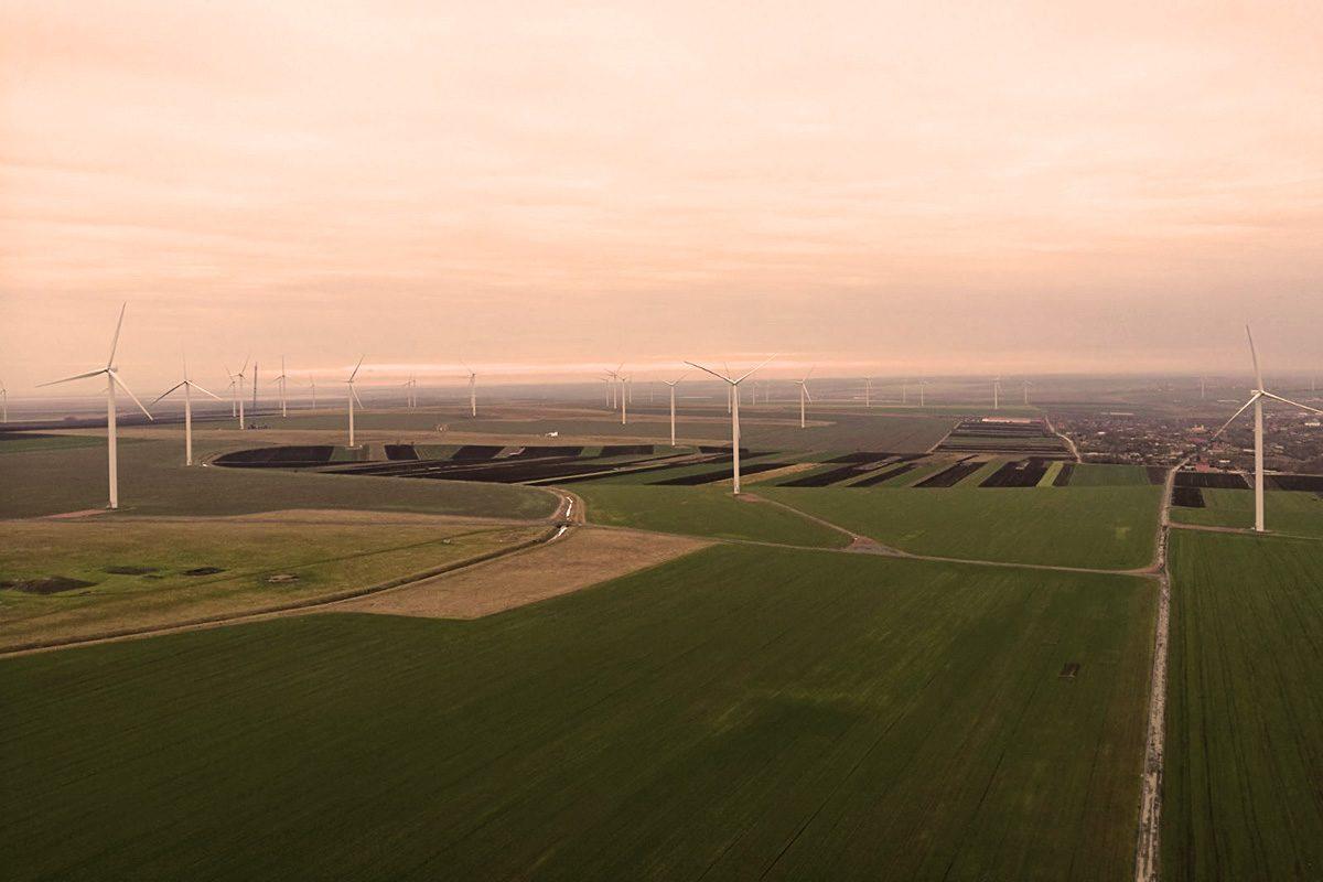 CEZ wind park