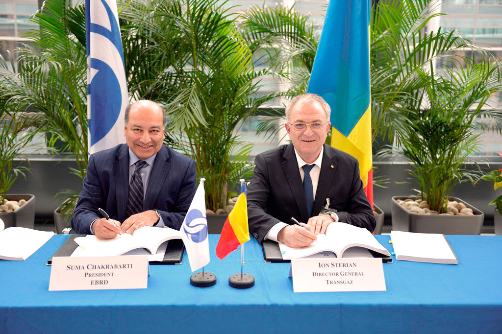 Photo of EBRD to finance Romania's section of regional gas pipeline