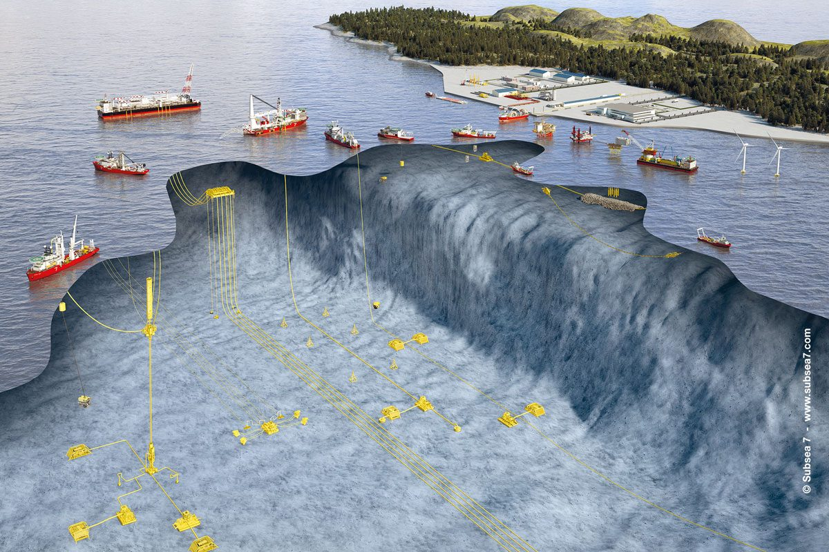 Schlumberger-and-Subsea-7-planning-joint-venture