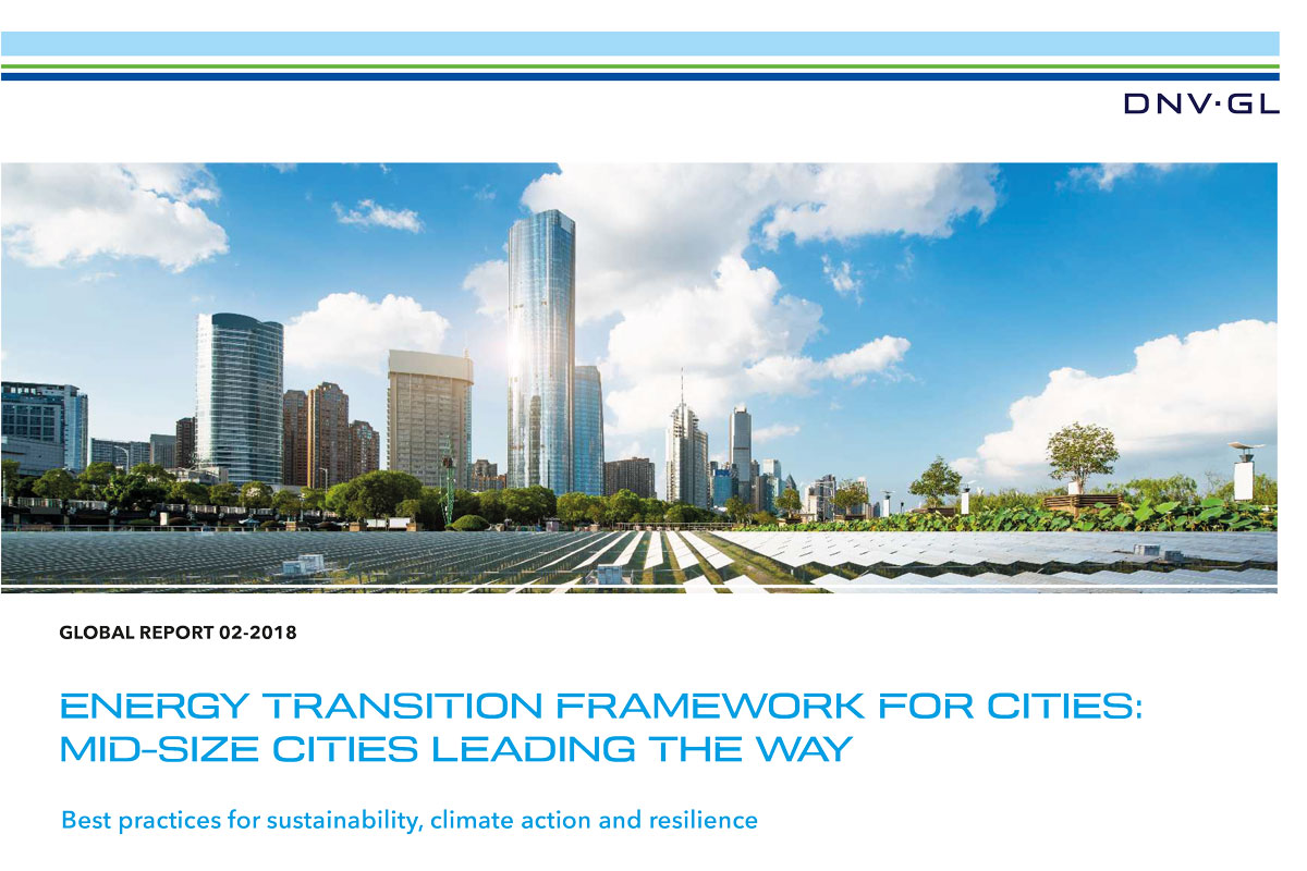 Photo of Energy Transition Framework for Cities