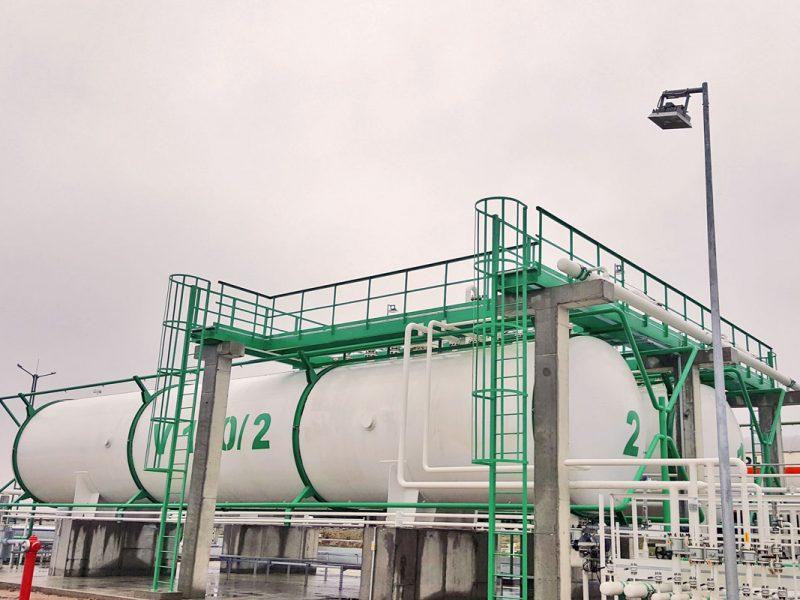 LPG-terminal