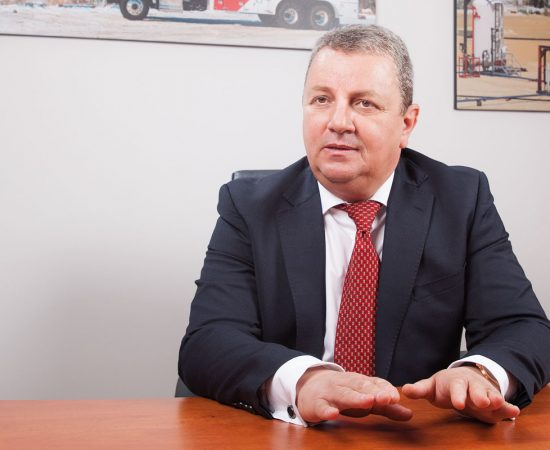 Alin Dumitrescu - Country Manager, NA Solid Petroserve