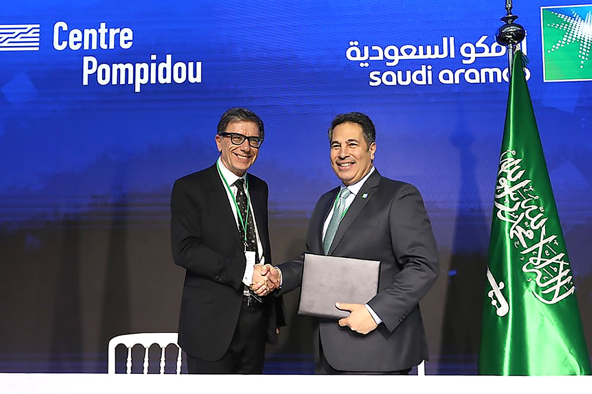 Saudi-Aramco-seals-USD-12-billion-deals-with-French-companies-Saudi-France CEO Forum
