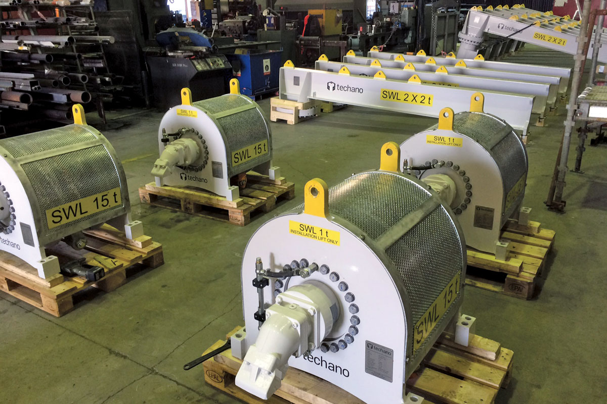 Techano-inks-multiple-offshore-winch-contract-in-the-North-Sea