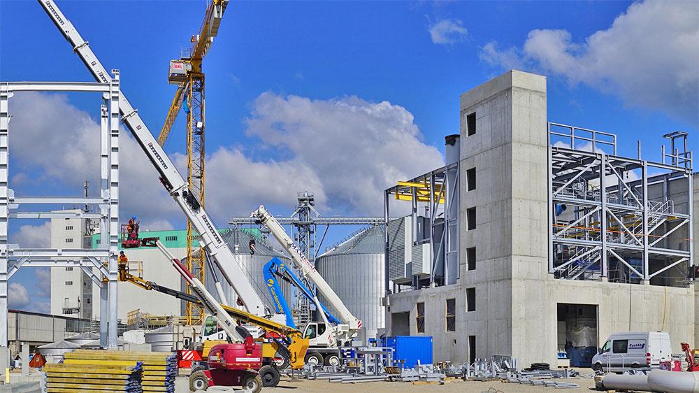 Installing-dismantling-of-industrial-equipment