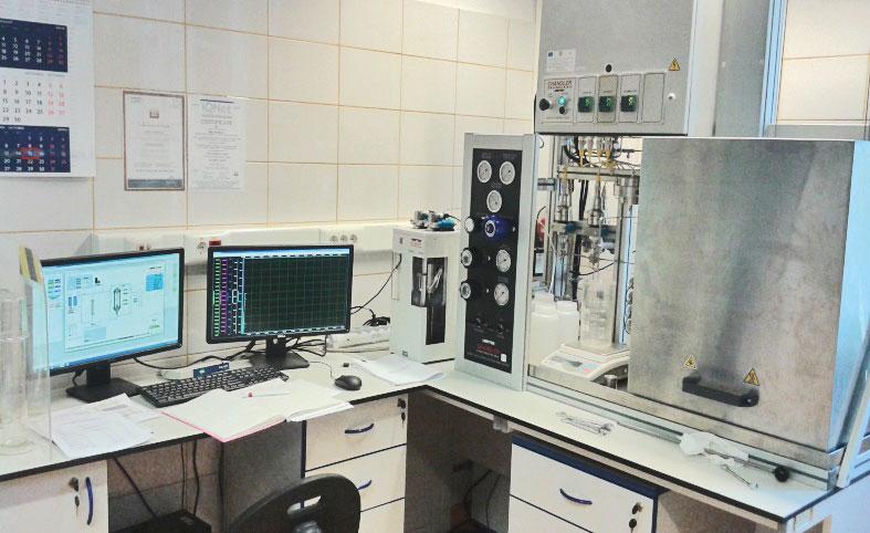 Figure 1 Formation Response Tester (FRT) equipment
