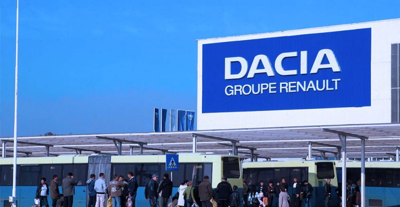 Dacia ranks first in Romania's most valuable brands list
