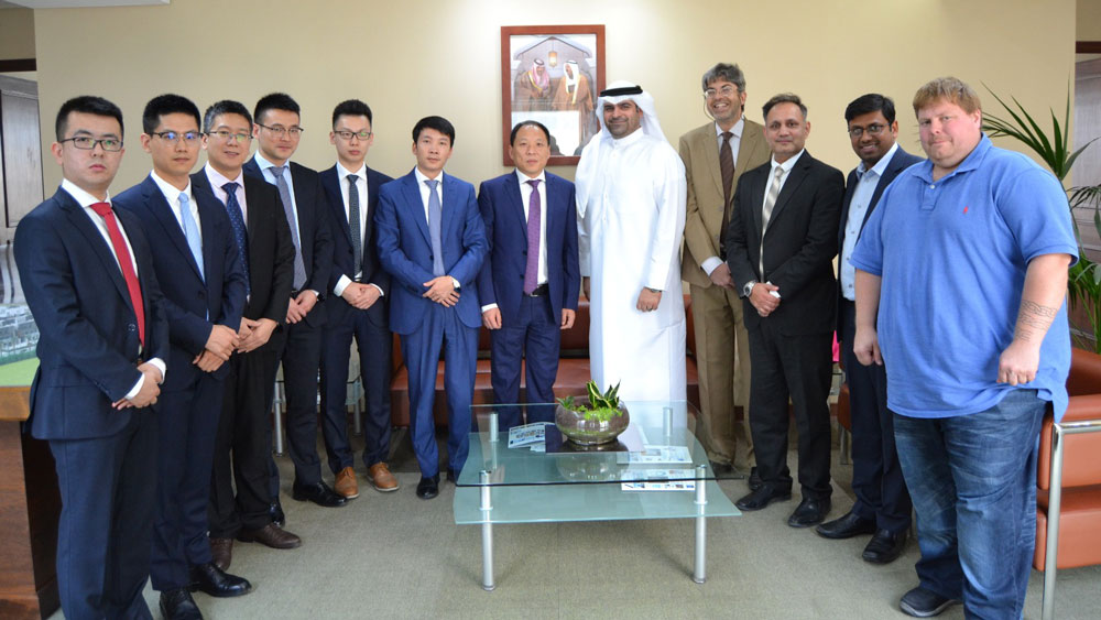 KERUI Petroleum obtained over USD 100 million bid for Kuwait