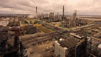 Photo of Romania's petrochemical industry comes into sight
