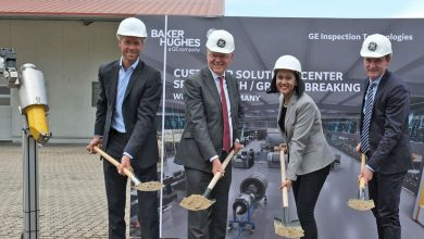 Photo of BHGE breaks ground on CSC for inspection technologies in Europe