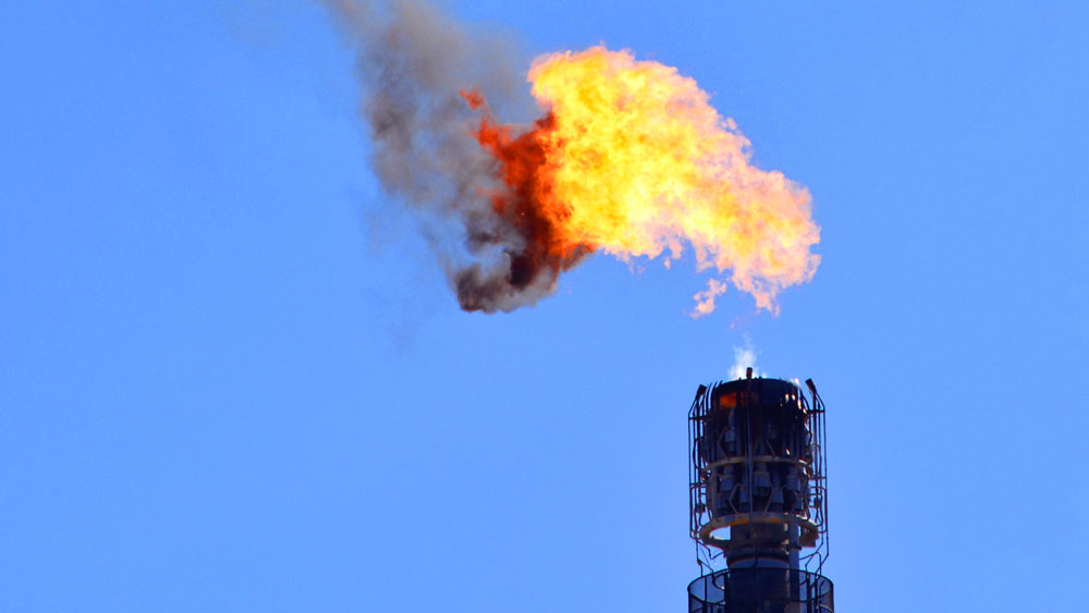BHGE-to-recover-flare-gas-at-Iraqi-oilfields