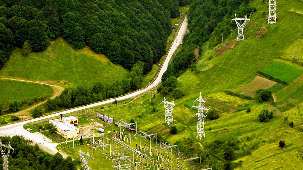 Tarnita - Lapustesti Pumped Storage Hydro Power Plant