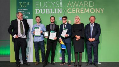 Photo of 3 Romanian young scientists won the 2nd prize at EUCYS