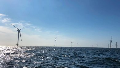 Photo of Arkona offshore windfarm operated by E.ON and Equinor is online