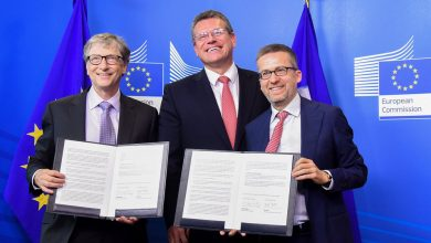 Photo of EC and Bill Gates launch EUR 100 million clean energy investment fund