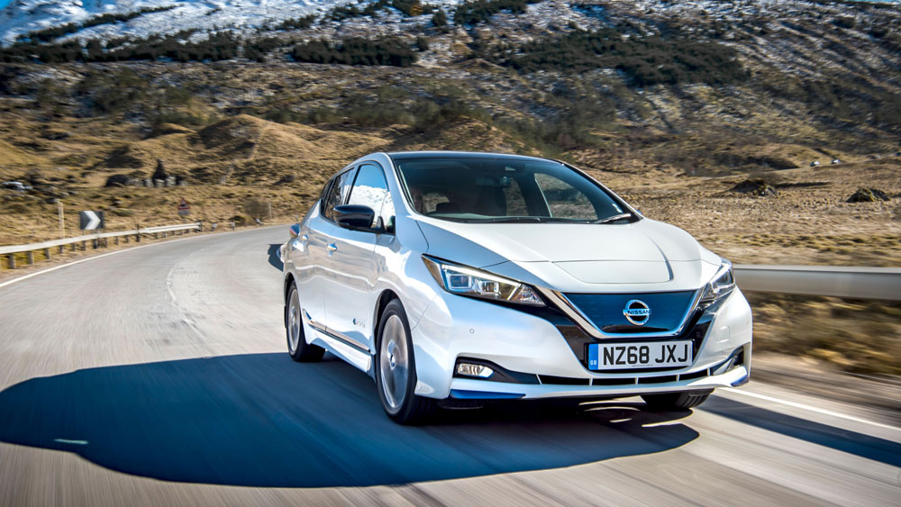 EDF Energy and-Nissan-partner-to-advance-low-carbon-transport