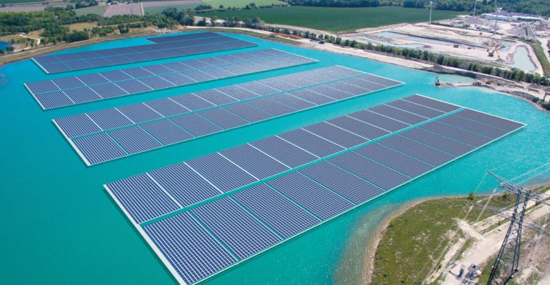 Europes-largest-floating-solar-system-located-in-Piolenc-(France),-powered-by-17MW-of-Trina Solar-PV-modules