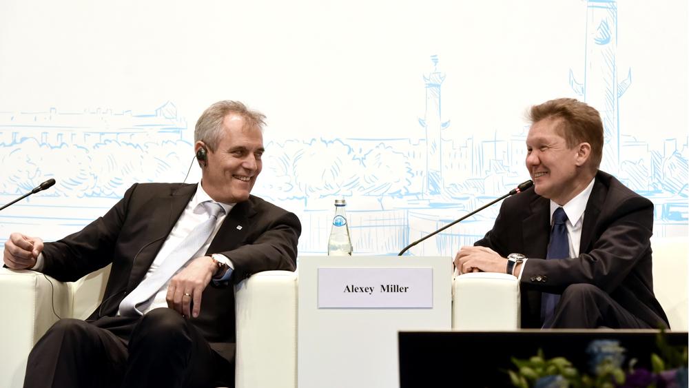 Russian Energy Week Forum