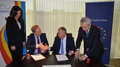 Photo of Black Sea Oil & Gas signed the gas transmission contract for the Midia Gas Development Project
