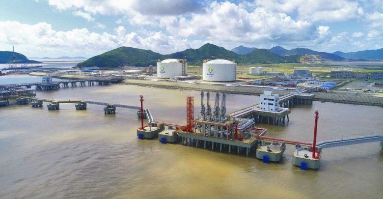 ENN-Energys-Zhoushan-LNG-Terminal