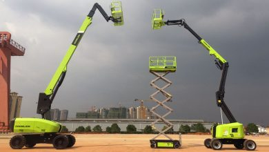 Photo of Zoomlion releases eight new aerial work platforms
