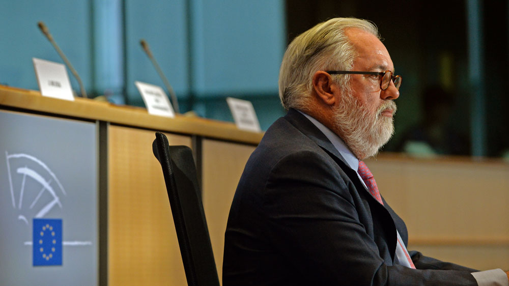 New-EU-rules-Commissioner-for-Climate-Action-and-Energy-Miguel-Arias-Canete
