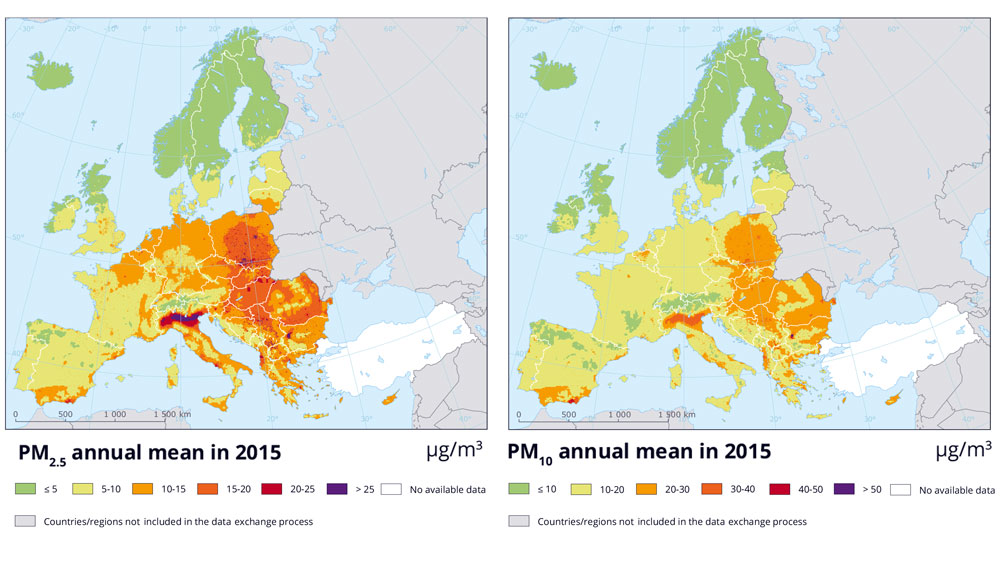 Population-exposure-to-air-pollutants