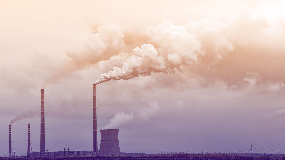 Romania limits its GHG emissions in the absence of large industrial platforms