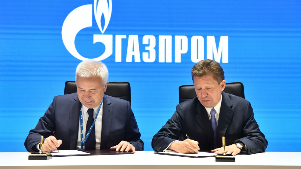 Vagit-Alekperov-and-Alexey-Miller-Gazprom-and-LUKOIL-