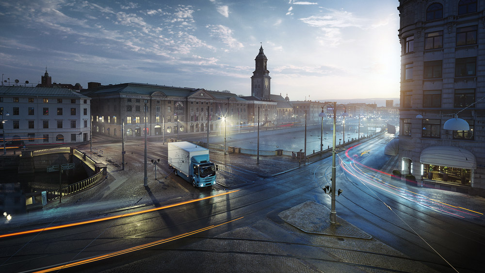 Volvo-wireless-electric-charging