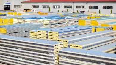 Photo of Heat insulating panels and turnkey premises have increased TeraSteel's exports