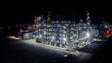 Photo of The new Polyfuel unit in Petrobrazi refinery has started production