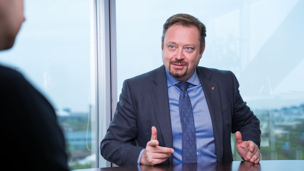 Franck Neel: Focus On Security Of Supply And Cleaner