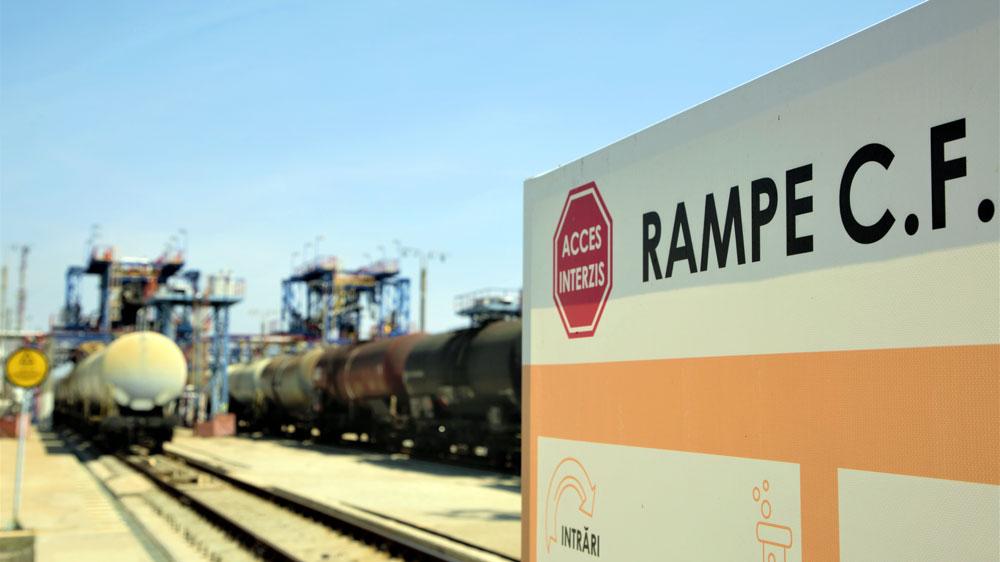 Rompetrol Rafinare CF Ramp