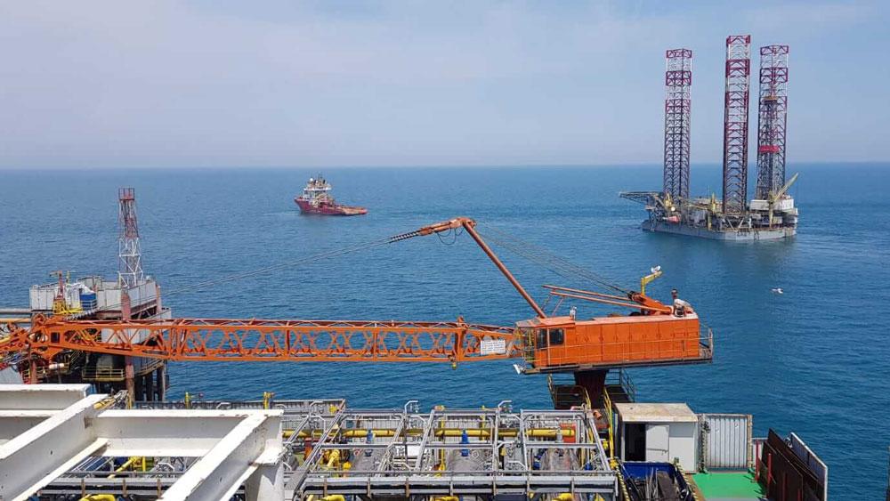 New Drilling Campaign in the Black Sea