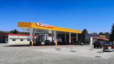 Photo of Rompetrol, a New Fuel Station in Suceava County