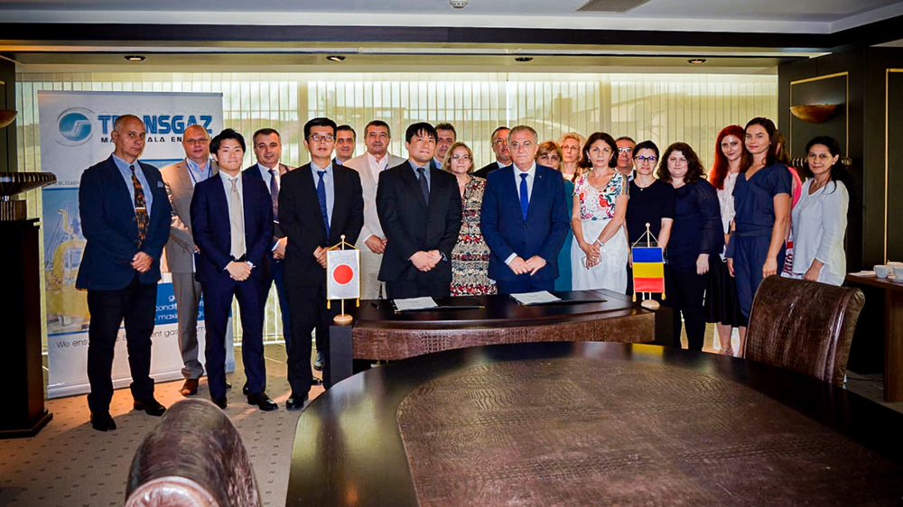 Transgaz-and-Itochu-to-Collaborate-for-Important-Projects-in-the-Gas-Sector