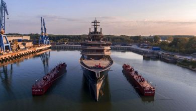 Photo of World's Largest and Most Advanced Research and Expedition Vessel Built in Romania