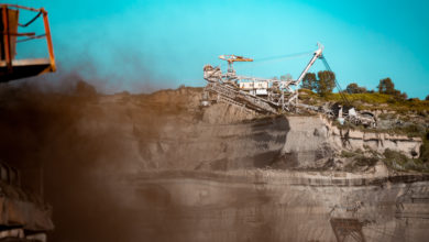 Photo of Extension of the Rosia Coal Quarry in Romania Blocked in Court
