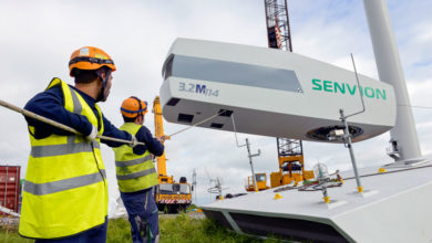 Photo of Siemens Gamesa to Acquire Assets from Senvion for EUR 200 mln