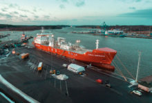 Photo of Record on the Liquefied Natural Gas Market