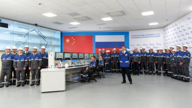 Photo of Gazprom Commences Pipeline Supplies of Russian Gas to China