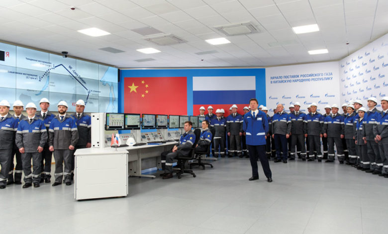 Gazprom-Commences-Pipeline-Supplies-of-Russian-Gas-to-China