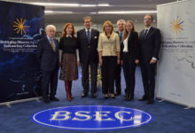 Photo of Romania and CCIR at the Helm of the BSEC Organization